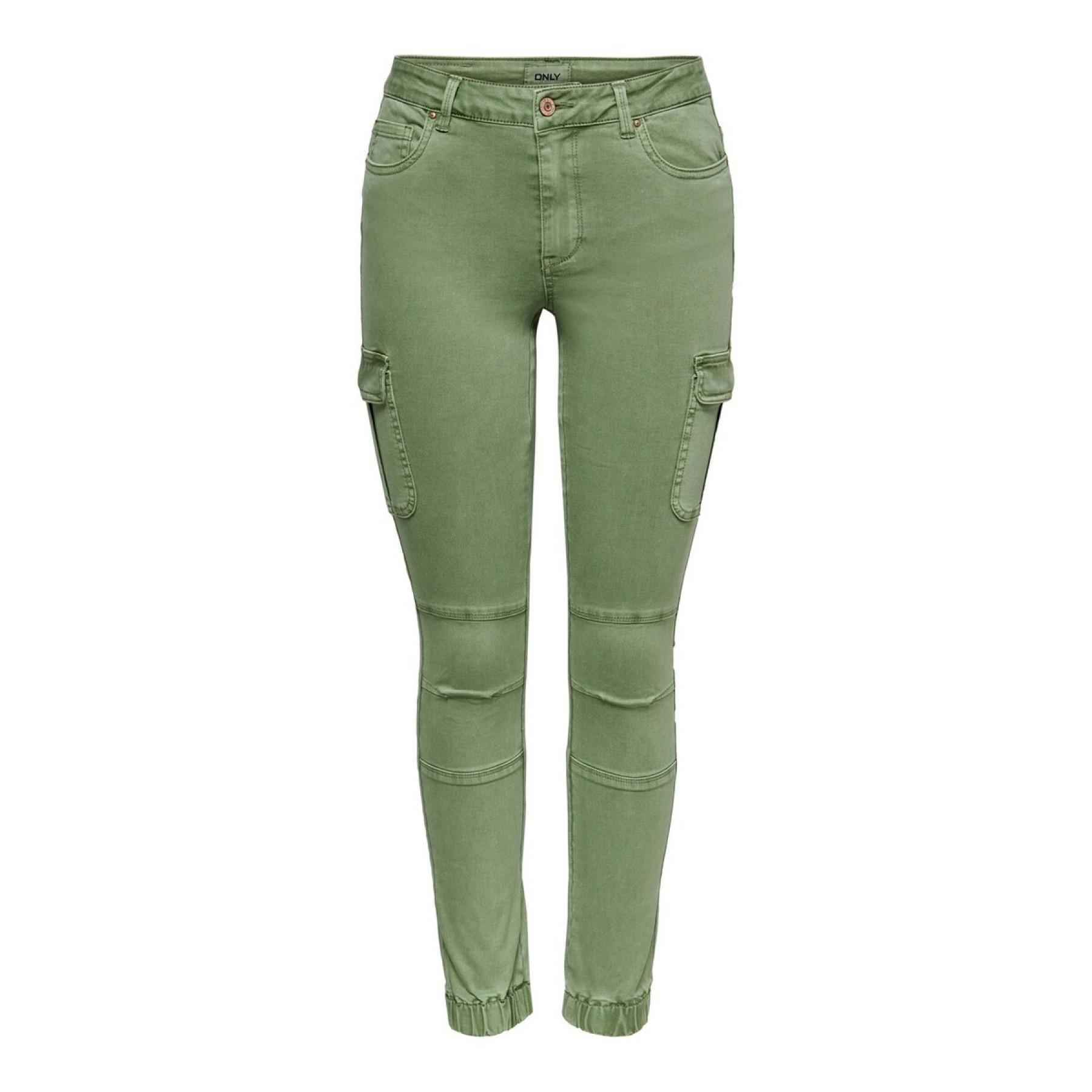 Pantalon cargo femme Only Missouri