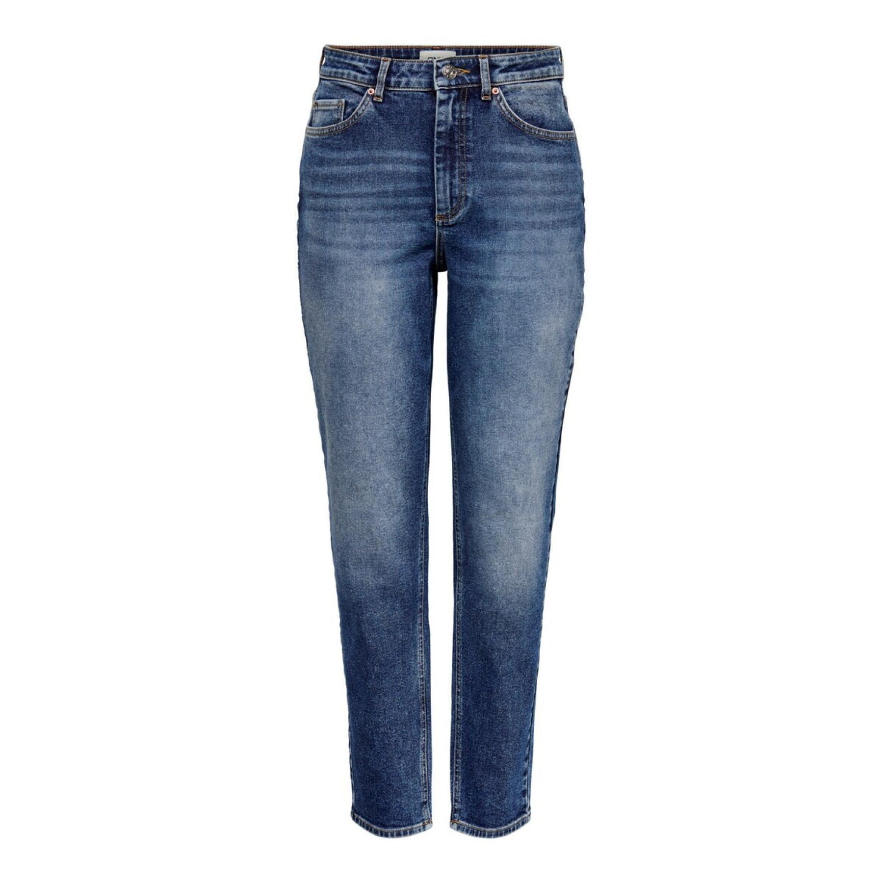 Jeans femme Only Veneda life mom