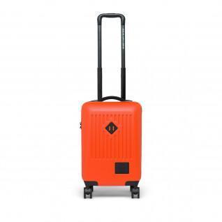 Valise Herschel trade carry on vermillion orange