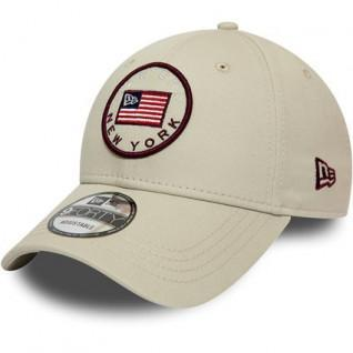 Casquette New Era USA Flagged 9Forty