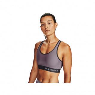 Brassière femme Under Armour Mid Sports