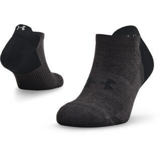 Chaussettes invisibles Under Armour Dry™ Run unisexes