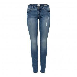 Jeans femme Only Coral life