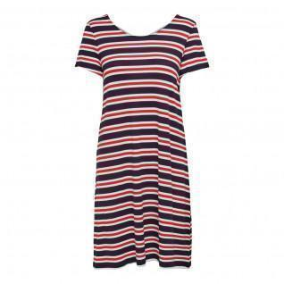 Robe femme Only Bera dos lacet