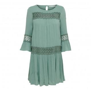 Robe femme Only Tyra life manches 3/4