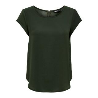 T-shirt femme Only onlvic solid ptm