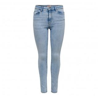 Jeans femme Only Paola life skinny
