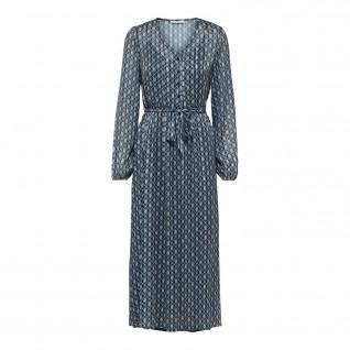 Robe manches longues femme Only onlmaddi