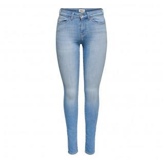 Jeans femme Only Anne life skinny