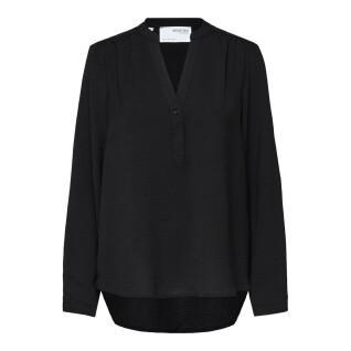 Chemise manches longues femme Selected Mivia
