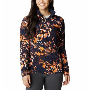 Sweatshirt 1/2 zip femme Columbia Glacial IV