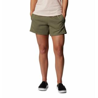 Short femme Columbia Logo II French Terry