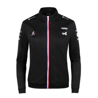 Sweat zippé femme Le Coq Sportif Alpine F1 2021/22