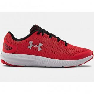 Chaussures junior Under Armour Charged Pursuit3