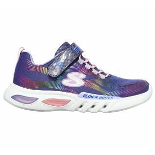 Chaussures fille Skechers S Lights: Glow-Brites