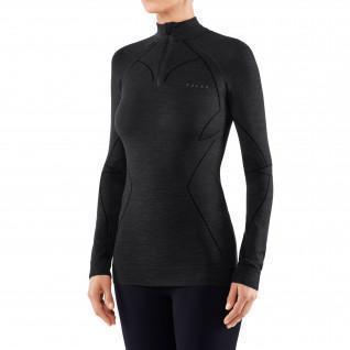 T-shirt manches longues femme Falke Wool-Tech