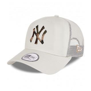 Casquette de Baseball New York Yankees Camo Infill Trucker