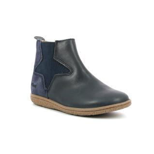Chaussures enfant Kickers Vermillon