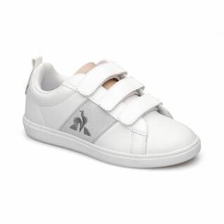 Chaussures fille Le Coq Sportif courtclassic