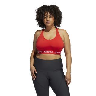 Brassière grandes tailles femme adidas Training Aeroknit