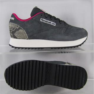 Chaussures femme Reebok Classic Leather Ripple