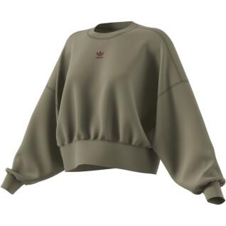 Sweatshirt femme adidas Originals Adicolor Essentials Fleece