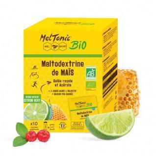10 Sachets de Maltodextrine de maïs bio  - Citron vert