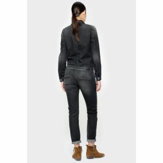 Combinaison en jeans femme Le Temps des cerises sena