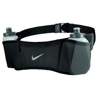 Ceinture porte-bidons Nike double poche 3.0