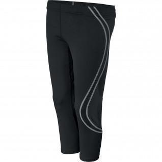 Pantalon femme 3/4 running Proact