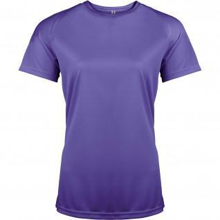 T-Shirt femme manches courtes Proact Sport