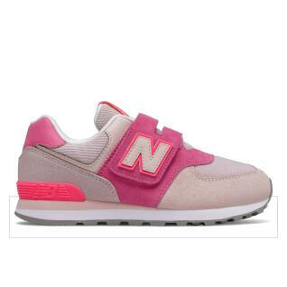 Chaussures fille New Balance 574