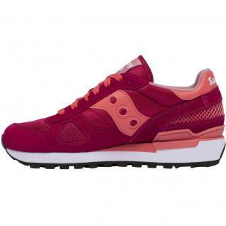 Chaussures femme Saucony Shadow Original Red/Coral
