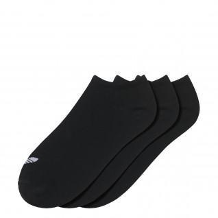 Socquettes adidas Trefoil Liner (3 paires)