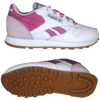 Chaussures fille Reebok Classics Leather