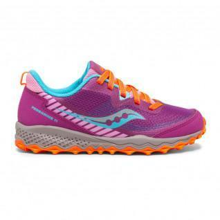 Chaussures fille Saucony peregrine 11 shield