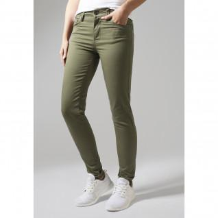 Pantalon femme Urban Classic skinny