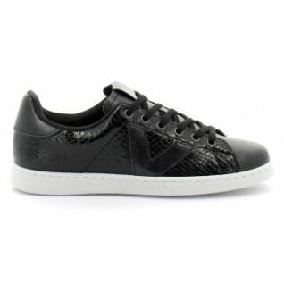 Chaussures femme Victoria tennis metal