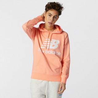 Sweatshirt femme New Balance essentials
