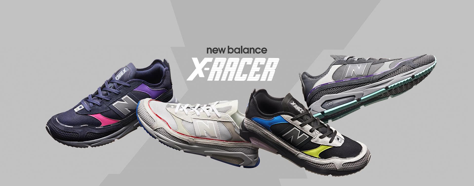 NewBalance Xracer